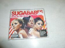SUGABABES - Hole In The Head - 2003 UK 4-track enhanced CD single
