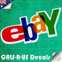 eBay Funny Luggage Skateboard Guitar Fridge Laptop Phone Snoboard Sticker Decal