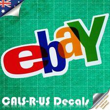 eBay Funny Luggage Skateboard Guitar Fridge Laptop Phone Snoboard Sticker Decal