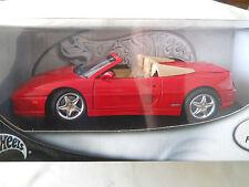 Ferrari F355 Spider Hotwheels 1:18 Diecast