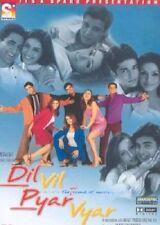Dil Vil Pyar Vyar (2002) (Hindi Romance Film / Bollywood Movie / Indian Cinema D