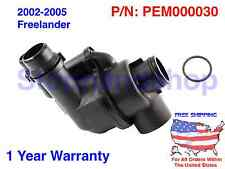 Engine Coolant Thermostat Eurospare Water Outlet for 02-05 Land Rover Freelander