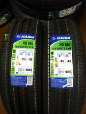 NEW 2 X 195 65 R15 91H HAIDA HD667 NEW TYRES AMAZING WET GRIP C -1956515 NEW