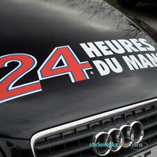 Official Le Mans Classic 24 Heures du Mans Logo Sticker