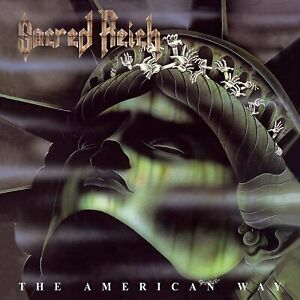 Sacred Reich - The American Way CD #138891 V