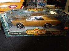 American Muscle - 1966 Pontiac GTO (1:18)