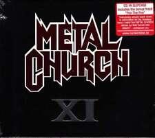 Metal Church - Xi NEW CD