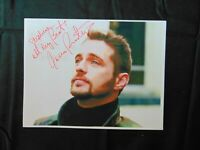 """EARLY! """"Beverly Hills,90210"""" Jason Priestley Signed 10X8 Color Photo Mueller COA"""