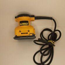 DeWalt DW412 Palm Grip Sheet Sander Corded