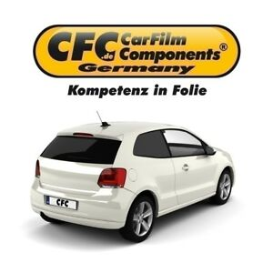 CFC 3D Tönungsfolie Passgenau, Ford, Fiesta, 7 (JA8) Facelift 3-türig 01/13-, pr