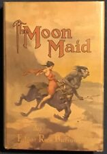 The Moon Maid  Edgar Rice Burroughs  Grosset & Dunlap Hardback w/ DJ