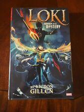 Loki Journey Into Mystery by Kieron Gillen Omnibus Marvel Good Condition