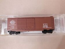 N Scale Micro-Train Line New York Central Double Door 40' Standard Box Car