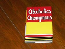 Alcoholics Anonymous Collectors! RARE! NEAR FINE 1948 1ST ED 12TH PRINTING W/RDJ
