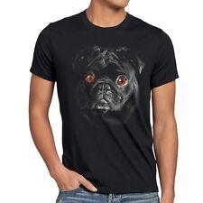 Menso señores t-shirt perro Dog Mountain mascota raza animal cabeza cabeza de perro View