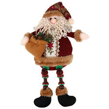 New Santa Claus Christmas Gift Ornaments Idol Toys Home Decor US Stock