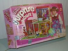 Vintage 1972 Barbie Doll Surprise House Mattel # 4282 Box Instructions Furniture