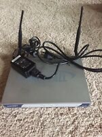 SonicWall TZ 190 Wireless Firewall VPN Router w/AC Adapter