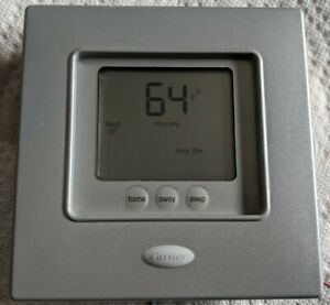 "1-(USED) CARRIER TP-NRH01-A ""EDGE""  Programmable thermostat ( Only)"