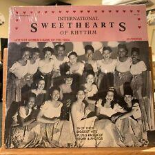 International Sweethearts of Rhythm SEALED Vinyl LP + Photo Book Rosetta RR 1312