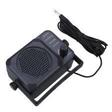 CB RADIO MINI ESTERNO ALTOPARLANTE nsp-150v per Kenwood Motorola icom yaesu Q12