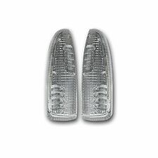RECON 264120WHCL Ford SuperDuty-Excursion 03-07 Clear-White Mirror Light LED Kit