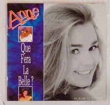Anne CD Que fera la Belle ? Walt Disney 1992