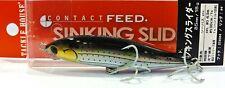 Tackle House Contacto Alimentar Sinking Slider Lápiz 85mm 18gr Color #11