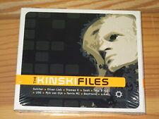 THE KINSKI FILES - V.A. ( SCHILLER) / DIGIPACK-CD 2002 OVP! SEALED!