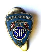 Distintivo SIP Gruppo Sportivo - Società Idroeletrrica Piemontese