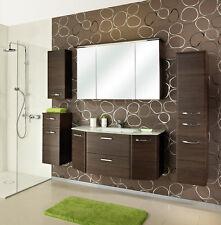 badm belsets mit spiegelschrank pelipal berspannungsschutze der 6 teile g nstig kaufen ebay. Black Bedroom Furniture Sets. Home Design Ideas