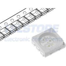50 PEZZI Diodi//LED//5mm BLU 9000mcd max.//alto standard di fabbricazione