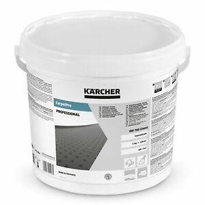 KÄRCHER RM 760 Teppich Pulver Teppichreiniger 10kg Reinigung Für Waschschauger