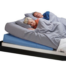 Mattress Genie Incline Sleep System Adjustable Bed Wedge for Acid Reflux Relief