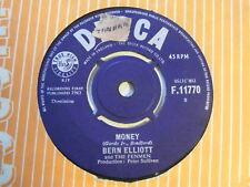 """BERN ELLIOT Money   Decca 1963 UK 7"""""""