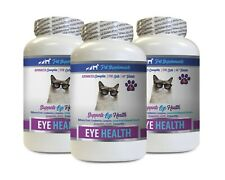 cat vision - CATS EYE HEALTH COMPLEX - vitamin c for cats pills 3B