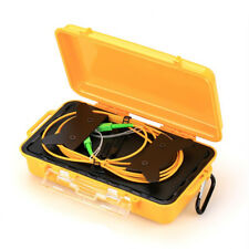 OTDR 1km Fiber Optic Launch Cable Box Singlemode 9/125um SC/APC Connector