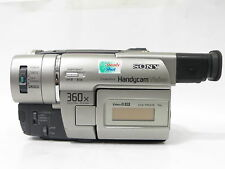 Sony CCD-TRV57e PAL Video 8 XR Analog HandyCam