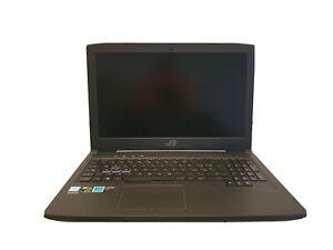 Notebook Asus ROG STRIX GL503VM-ED032T Gaming. Intel i7-7700HQ, NVIDIA GTX1060