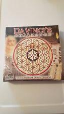 NEW sealed DAVINCI'S CHALLENGE Ancient Game of Secret Symbols BOARD GAME NIB