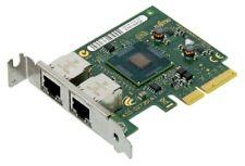 FUJITSU d2735-a12 Doble Puerto Gigabit Adaptador PCIe x 4 Lp
