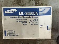 NEW ! GENUINE Samsung ML-2250 ML-2551N ML-2552W Toner Cartridge ML-2550DA