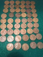 New listing Grab Bag with 50+Assorted Lincoln Cents + 1 or 2 Indian Head Cent bonus coins