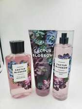 Bath & Body Works Cactus Blossom Collection