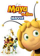 Maya the Bee (DVD, 2015) Childrens Animated Insect Movie LIKE NEW