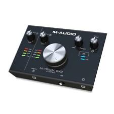 M-audio M-track 2x2 | 24-bit/192 kHz audio USB Interface | nuevo