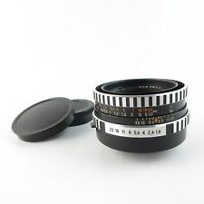 Für M42 Export aus Jena Zebra Pancolar 1.8/50 Objektiv lens 8 Blades Thorium