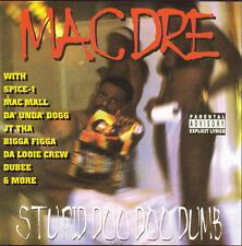 Mac Dre - Stupid Doo Doo Dumb [PA] CD SEALED NEW w/ Mac Mall, Spice 1, Sugawolf