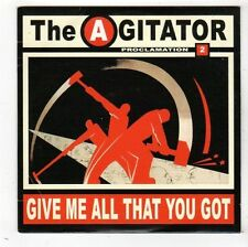 (FW998) The Agitator, Give Me All That You Got - 2010 CD
