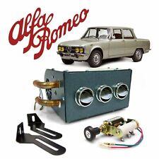 Alfa Romeo Compact 3-Port Under Dash Cab Heater Core Box Assembly gtv6 giulietta